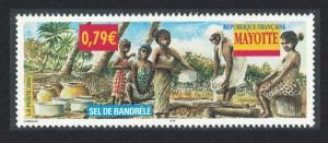 Mayotte Salt Production at Bandrele 1v SG#171
