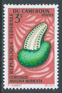 Cameroun, Sc #463, 3fr MH