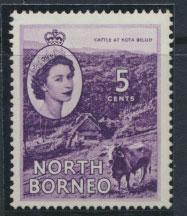 North Borneo SG 376 SC# 265 MH   see details