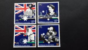 Australia 1988 The 200th Anniversary of the Colonization of Australia Mint