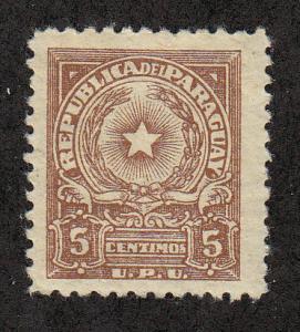 Paraguay Scott #498 MH