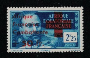 French Equatorial Africa # B10   MNG  SCV $ 27.00