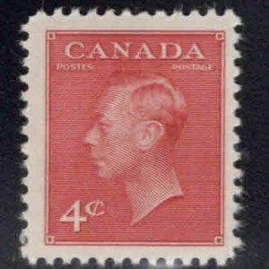 CANADA Scott 287 MH*  stamp
