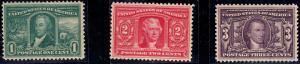 U.S. 323-327 VF MH (102118)