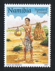 Namibia Postman World Post Day 1v SG#739 SC#848