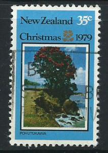 New Zealand SG 1206 Used