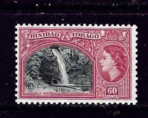 Trinidad and Tobago 81 MVLH 1953 Waterfall