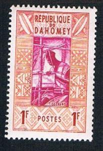 Dahomey 141 MLH Weaver (BP0996)