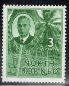 North Borneo Scott 246 MH* stamp