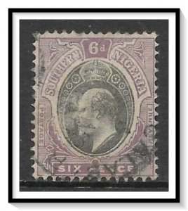 Southern Nigeria #15 Edward VII Used