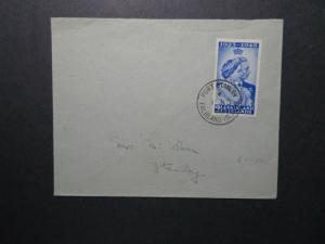 Falkland Islands SG# 166 On Local Cover  - Z12464