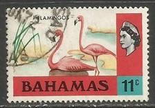 BAHAMAS 322 VFU BIRD Q429-10