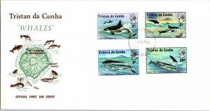 Tristan Da Cunha, Whales, Polar