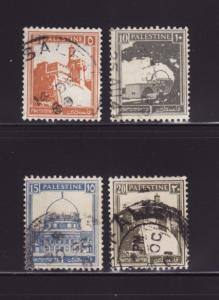 Palestine 67, 73, 76-77 U Buildings (B)