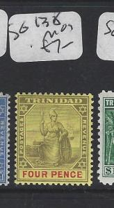 TRINIDAD AND TOBAGO  (PP2005B)  4 D  SG 138      MOG