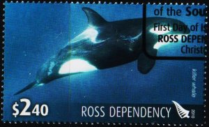 Ross Dependency. 2010 $2.40. Fine Used