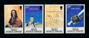 [102294] British Antarctic Territory 1986 Space travel Halley comet  MNH
