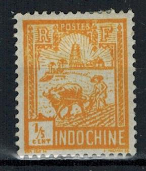 Indochina - Scott 116 MH