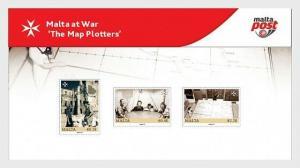 H01 Malta 2019 Malta At War - The Map Plotters 2019 Pack