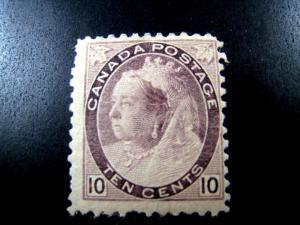 CANADA - SCOTT # 83 - MH                   (can-8)