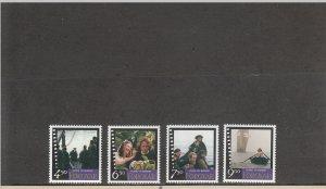 FAROE ISLANDS 324-327 MNH 2014 SCOTT CATALOGUE VALUE $7.10