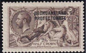 Bechuanaland 1915 SC 92 VF LH