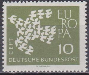 Germany #844 MNH F-VF  (ST1304)