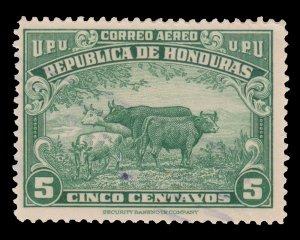 HONDURAS  AIRMAIL STAMP 1943  SCOTT # C130.