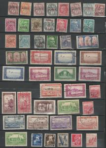 Algeria stamp collection