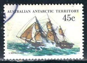 Australian Antartic Terr.; 1974: Sc. # L49: O/Used Single Stamp