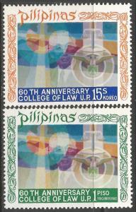 PHILIPPINES 1101 C100 MNH 90F-9