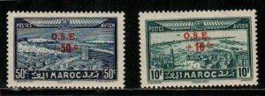 French Morocco Scott CB22-3 Mint NH (Catalog Value $21.00)