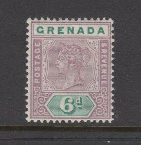 Grenada, Scott 44 (SG 53), MLH