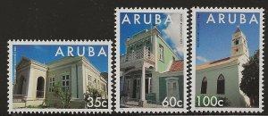 ARUBA  SC #  113 - 5     MNH