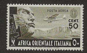 Italian East Africa C2 MH
