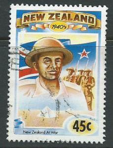 New Zealand SG 1771 VFU