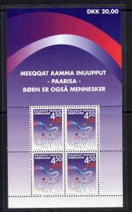 Greenland B27a Mint NH VF CV $7