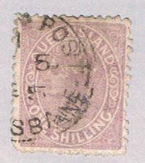 Queensland 61 Used Queen Victoria 1879 (BP51720)