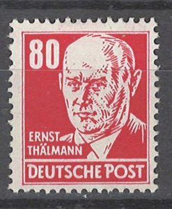 COLLECTION LOT # 3692 GERMANY DDR  #135  WMK297  1953   CV+$12