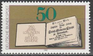Germany #1333 MNH  (S6751)