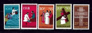 Surinam B192-76 MNH 1973 set