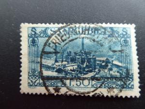 Germany  Saargebiet 1926  Sc.#132