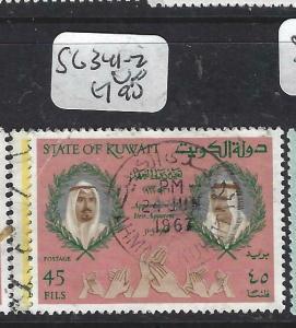 KUWAIT    (PP0305B)  SG 341-2    VFU