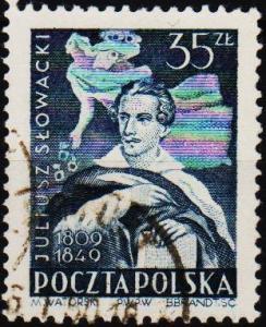 Poland. 1949 35z S.G.661 Fine Used