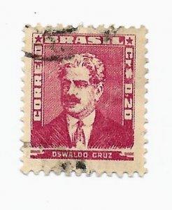 Brazil 1954 - U - Scott #788 *