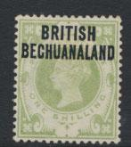 Bechuanaland  SG 37 Used faded colour no obvious cancel