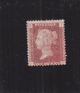 Great Britain: Sc #33, Pl #111, Used (S17856)