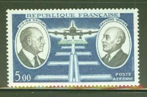 FRANCE Airmail Scott C45, MH* 1971