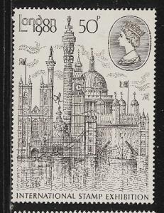 Great Britain 1980 London Expo   MNH sc 909