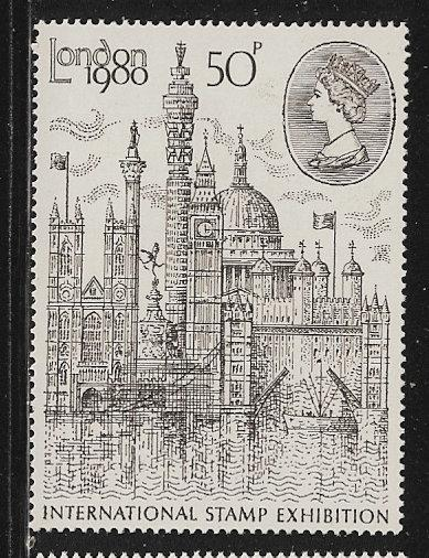 Great Britain 1980 London Expo   MNH sc 909